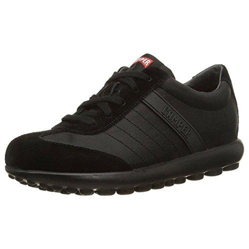 Camper Pelotas Step, Women Low-Top Sneakers, Black (Black), 9 US (Camper Sneakers Womens)