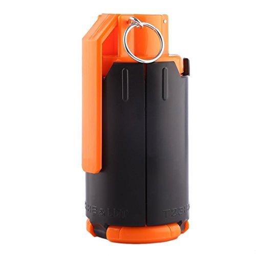 Aevdor CS Grenade, FenglinTech Nerf Rival Soft Foam Bullets Refill Darts Tactical Grenade Blaster