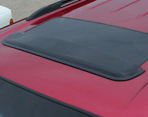 Stampede 53002-2 36.5'' Universal Fit Wind Tamer Sunroof Deflector (Smoke)