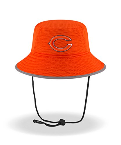 0d172cace34 Chicago Bears Training Camp Reverse Team Color Bucket Hat – Football ...