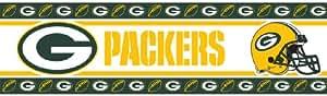 NFL Green Bay Packers Wall Border