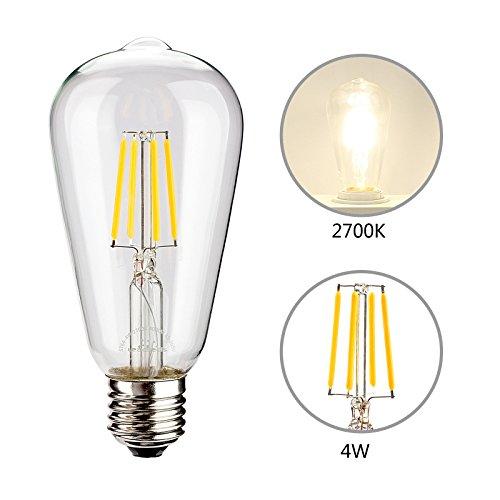 40 watt type t light bulb - 8