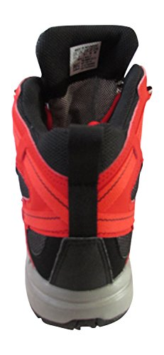 Adidas exterior Ax 1 Mid Gtx Mens Hi Top botas de montaña (uk 6 Nosotros 6,5 EU 39 1/3, Shagre / bl SHAGRE/BLACK1/VIVRED G65145