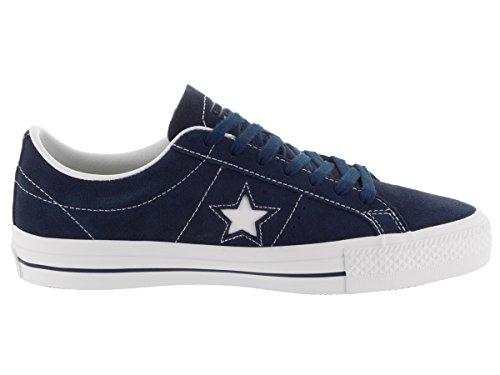 Shoe Converse W Converse Skate Skate Star One One White Navy Star RHHqBAwY