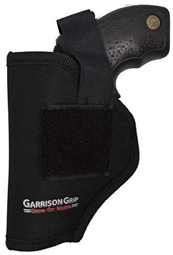 Garrison Grip Feather Lite Custom Cut Inside Waistband Tuckable IWB Holster for Taurus Small Frame Revolver 4IWBCC0
