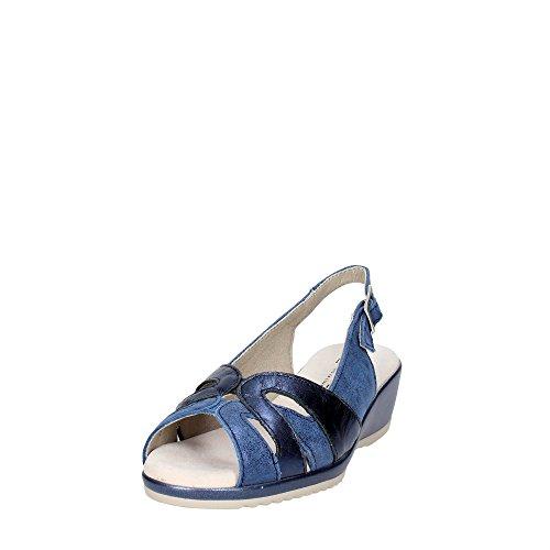 PITILLOS 1013 Sandal Damen Blau