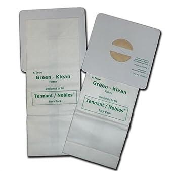 Amazon.com: Verde Klean gk-ten-bacpk Tennant/nobles portapac ...