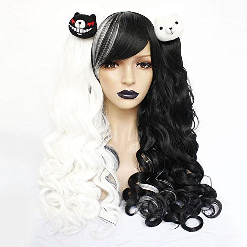 Anogol Lolita Black White Cosplay product image