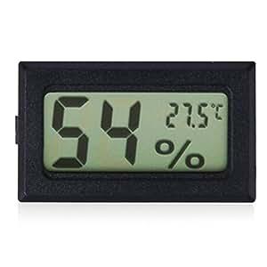 Robolife Mini Digital LCD Indoor Temperature Sensor Humidity Meter Thermometer Hygrometer Gauge
