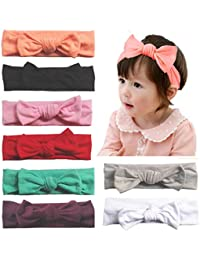 Baby Headbands Turban Knotted 709fb618ea2