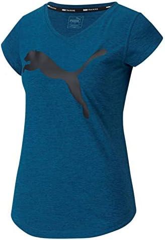 Puma Heather Cat T-shirt damski: Puma: Sport & Freizeit