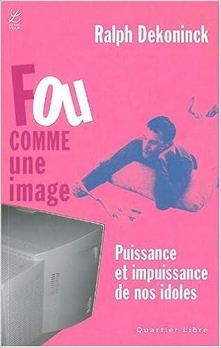 Livres Fou comme une image : Puissance et impuissance de nos idoles pdf epub