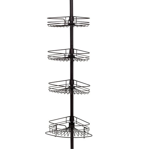 Top 10 tension shower caddy corner