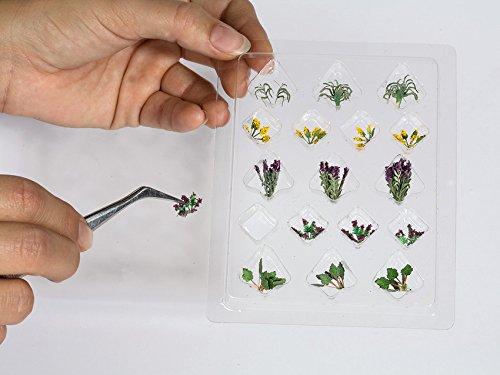 Laser-Cut Blumengarten Noch 14050