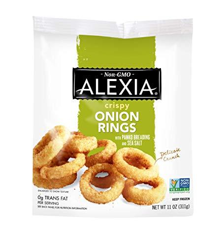 Potatoes & Onion Rings
