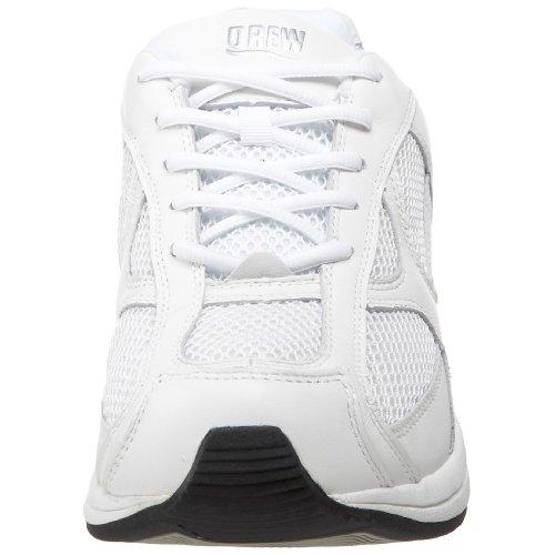 Drew Schuh Männer Surge Athletic Walking Shoe Weiß