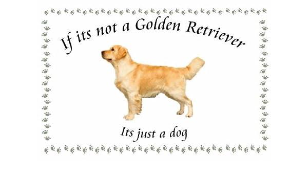 Golden Retriever - diseño de Llaveros de perro - Si su no ...