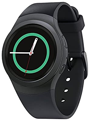 Samsung Gear S2, T-Mobile Cellular w/ Dark Gray Urethane Band