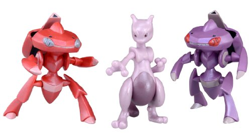 Pocket Monsters Colle Movie set Genosekuto of Godspeed Mewtwo Arousal by Takara Tomy