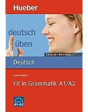 FIT IN GRAMMATIK A1/A2: Taschentrainer
