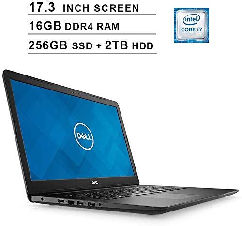 Compare Dell 2019 Inspiron 17 3780 vs other laptops
