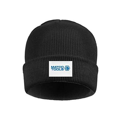ftuyuy erett Cool Men Watch Beanie Hat Matco-Tools-Blue- Winter Fine Knit (Best Cool Box 12vs)