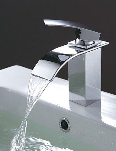 Moderne gew?lbte Auslauf WasserfaÖl Waschbecken Wasserhahn