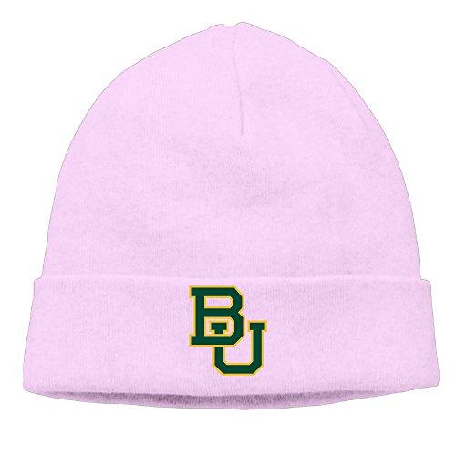 Jason V Costume (Caromn Baylor University Beanies Skull Ski Cap Hat Pink)