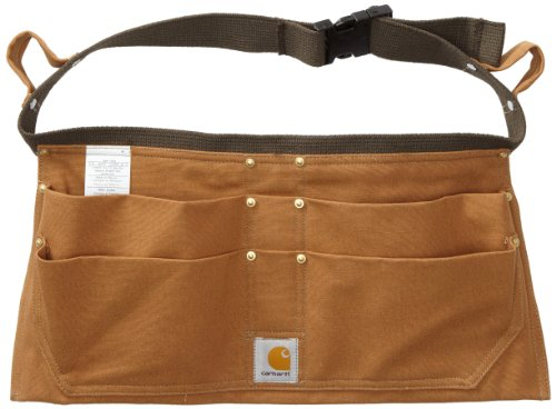 Carhartt Men's Duck Nail Apron,Carhartt Brown,X-Large