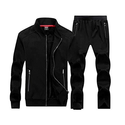 Manteau Pour Survêtement Gym Sport Foncé Mode Couleur Manches Haut Sport  couleur Taill Taille Noir Vêtements ... e80707fad92f