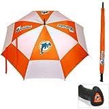 Team Golf NFL Miami Dolphins Golf Umbrella