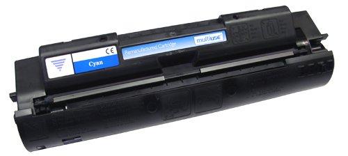 HP CLJ 4500, HP Farbe LaserJet 4500 Toner cyan - remanufacturot rebuilt mit 6.000 Seiten Kapazität