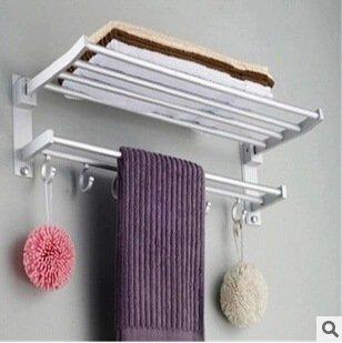 Klappbare Handtuchhalter, Handtuchhalter, Raum Aluminium bad ...