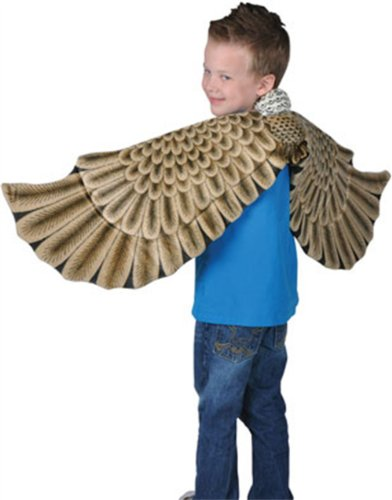 Bird Wings Costume (Eagle Plush Costume Wings)