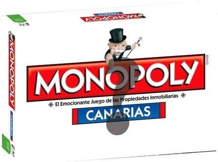 MONOPOLY ISLAS CANARIAS: Amazon.es: Juguetes y juegos