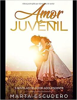 Amazon.com: Amor Juvenil: 3 Novelas de Amor Adolescente ...