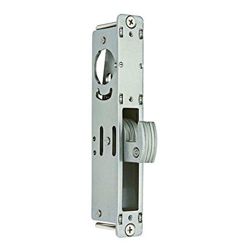 Stainless Steel Deadlocking Hook Bolt Mortise Lock 1-1/8'' Backset, Durable commercial & residential, door hardware, door handles, locks