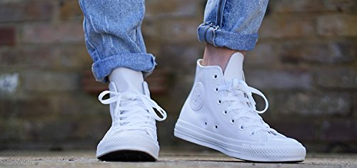 Top White Etoiles Low Mode Sneaker Chuck Taylor Converse Sneakers Monochrome UqIH8