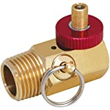 Performance Tools W10056 Air Tank Manifold With Fill Port , Ball Valve, & Relief Bypass