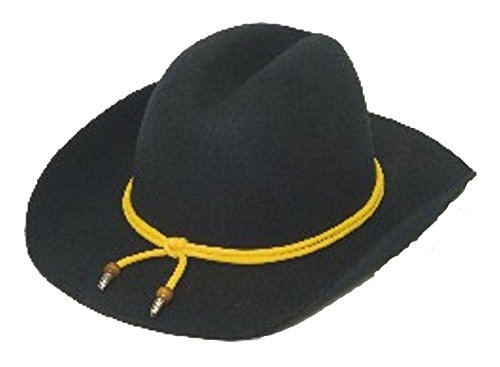 black-union-wool-western-civil-war-cavalry-officer-hat
