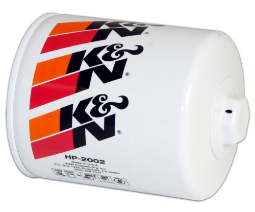 K&N HP-2002 Performance Wrench-Off Oil Filter