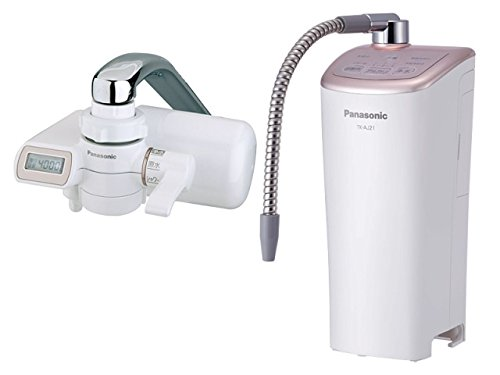 Panasonic Alkali Ion Water Purifier[japan Import](pinkgold)