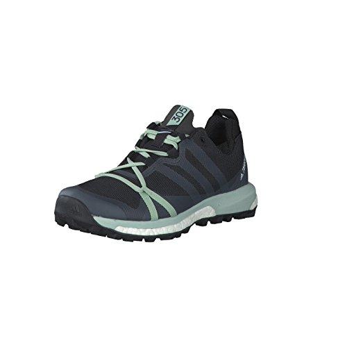 Escursionismo Scarpe Ed Basse 38 Da Nero Cm7648 Adidas cblack Cblack carbon Agravic Terrex Gtx Trekking Colore Donna BRWqS8