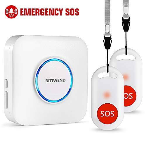 SOS Button BITIWEND Wireless
