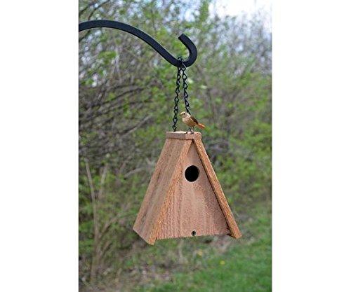 Wren House Songbird Essentials - Songbird Essentials A-Frame Cedar Wren House