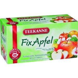 Früchtetee Fixapfel Beutel kuvertiert 20 Btl VE=1