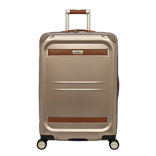Ricardo Beverly Hills Ocean Drive 25-Inch Spinner Upright Suitcases, Sandstone
