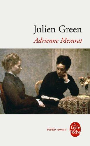 Adrienne Mesurat (Ldp Bibl Romans) (French Edition)