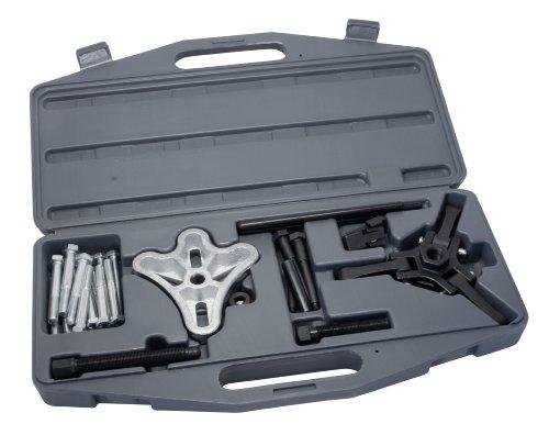 Lisle 51700 Harmonic Balancer Puller Set (Puller Harmonic Chrysler Balancer)
