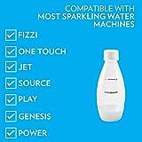 SodaStream White Carbonating Bottle 0.5L